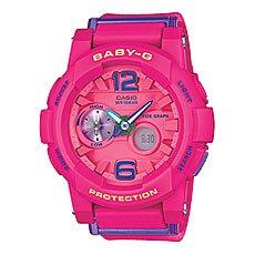 Часы женские Casio G-Shock Baby-G Bga-180-4B3 Pink