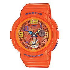 Часы женские Casio G-Shock Baby-G Bga-190-4B Orange