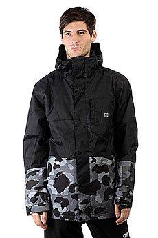 Куртка DC Defy Jkt Anthracite