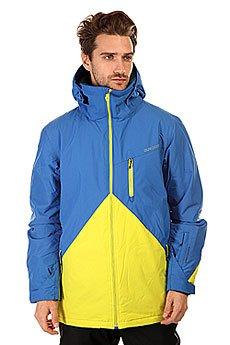 Куртка Quiksilver Mission Block Olympian Blue