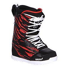 Ботинки для сноуборда Thirty Two Z Lashed Crab Grab Black/Red/White