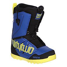 Ботинки для сноуборда Thirty Two Lashed Ft Blue/Black
