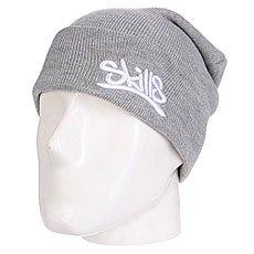 Шапка Skills 001 Grey
