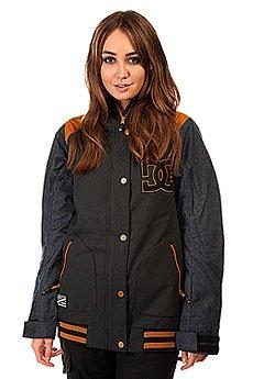 Куртка женская DC Dcla Se Anthracite