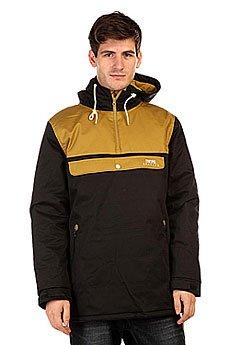 Анорак TrueSpin Cloud Jacket Old Black/Beige