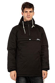 Анорак TrueSpin Cloud Jacket Black