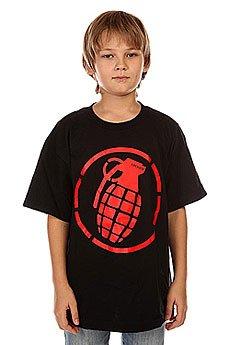 Футболка детская Grenade Stenz Black