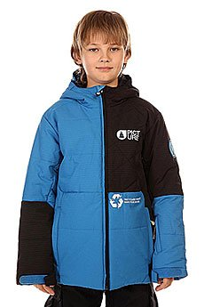 Куртка зимняя детская Picture Organic Monster Blue