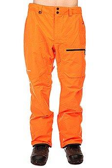 Штаны сноубордические Quiksilver Tr Invert Pant Shocking Orange
