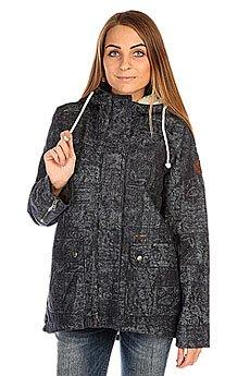Куртка женская Billabong Iti Denim Midnight