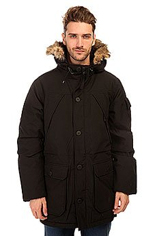 Куртка парка Penfield Hoosac Rf Hooded Down Mountain Parka Black