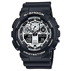 Часы Casio G-Shock Ga-100Bw-1A