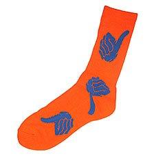 Носки Bro Style Thumbs Up Sock Orange
