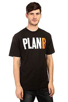 Футболка Plan B Publicity Black