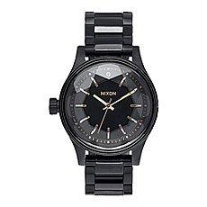 Часы женские Nixon Facet 38 All Black/Rose Gold