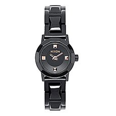 Часы женские Nixon Mini B Ss All Black/Rose Gold