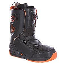 Ботинки для сноуборда DC Travis Rice Black