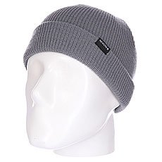 Шапка Nixon Kos Beanie Heather Gray