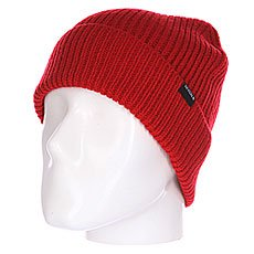 Шапка Nixon Regain Beanie Red