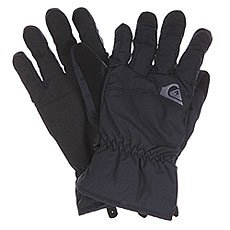 Перчатки Quiksilver Cross Glove Black