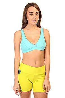 Топ женский CajuBrasil Supplex Top Blue