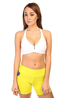 Топ женский CajuBrasil Supplex Anback Top White