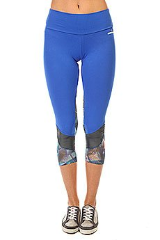 Леггинсы женские CajuBrasil New Zealand Legging Blue