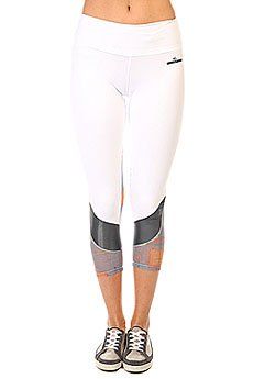 Леггинсы женские CajuBrasil New Zealand Legging White
