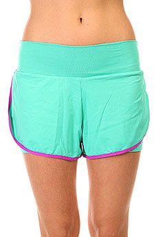 Шорты пляжные женские CajuBrasil Trend Shorts Blue