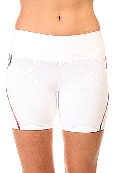 Шорты пляжные женские CajuBrasil New Zealand Shorts White