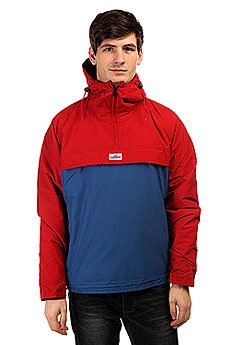 Анорак Penfield Elk Two Tone Insulated Pullover Jacket Red