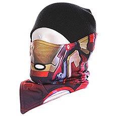 Маска Airhole Marvel S1 Ironman