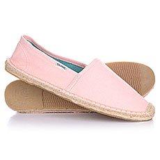 Эспадрильи женские Soludos Original Dali Canvas Pink