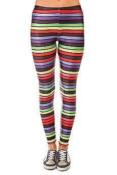 Леггинсы женские Look Stripes Multi