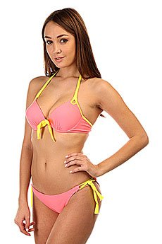 Купальник женский Look Classic Pink