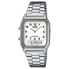 Часы Casio Collection 512 Aq-230A-7B Grey