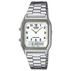 Часы Casio Collection 512 Aq-230A-7B Grey