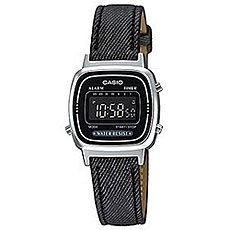Часы Casio Collection 63958 La670Wel-1B Black