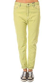 Джинсы прямые женские Insight Brewster Lemon Lime