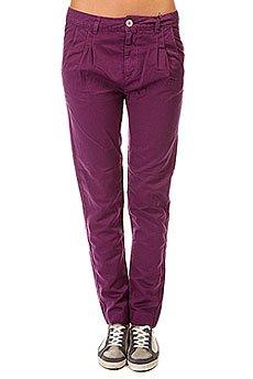Штаны прямые женские Insight Trucker Pant Purple Rain