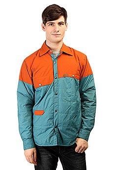 Куртка Trew Gear Snap Jack Rust Blue
