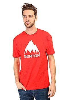 Футболка Burton Mb Classic Mtn Ss Fiery Red