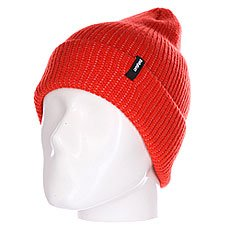 Шапка Thirty Two Crook Watch Beanie Tangerine