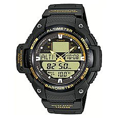 Часы Casio Collection Sgw-400h-1b2 Black