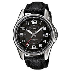 Часы Casio Collection Mtp-1372l-1b Silver/Black