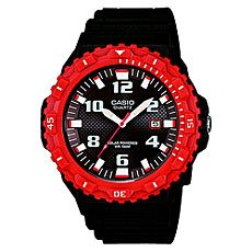Часы Casio Collection Mrw-s300h-4b Black/Red