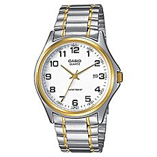 Часы Casio Collection Mtp-1188pg-7b Silver/Gold