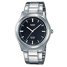 Часы Casio Collection Mtp-1200a-1a Silver/Black