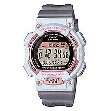 Часы женские Casio Collection Stl-s300h-4a Grey/White/Pink