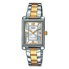 Часы Casio Collection Ltp-1234psg-7a Silver/Gold